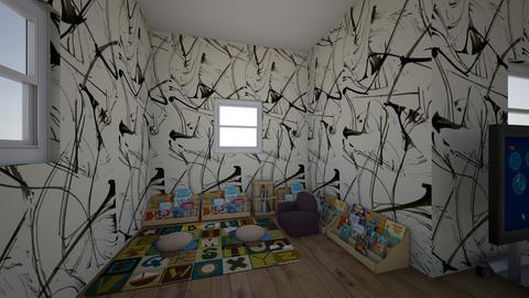 Jorge - Kids room - by RMCYLGTYDLRBHZUXNVTJNTFHGTNMJXL