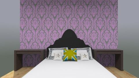Olivia room - Bedroom - by pokespoocha