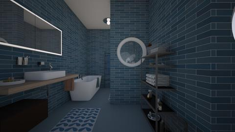 bathroom app - by Linsentatjana