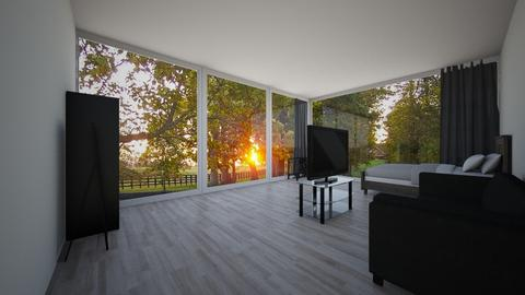 Dream Home_2nd Floor_Boy - Bedroom - by ayeshxhoney