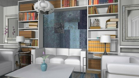 Container Living 4 - Eclectic - Living room - by Theadora