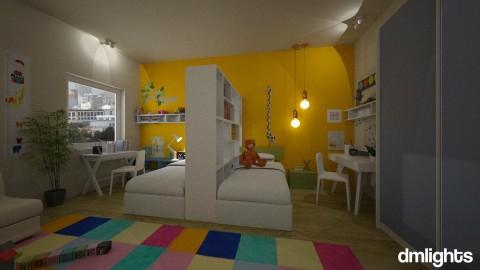 camera bimbi - Bedroom - by DMLights-user-1162805