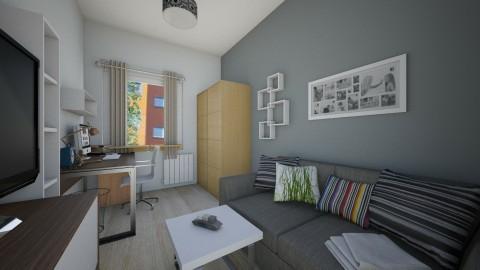Romm K - Bedroom - by Adriana10