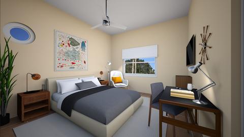 KOEMPEL MASTER BEDROOM - Bedroom - by kwilson12