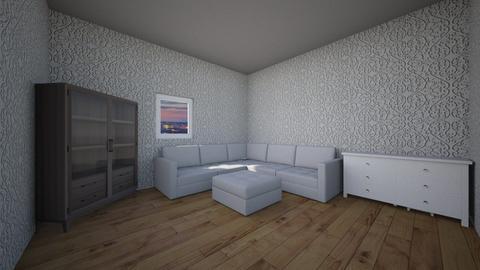 mahnoor so - Living room - by SolangM1