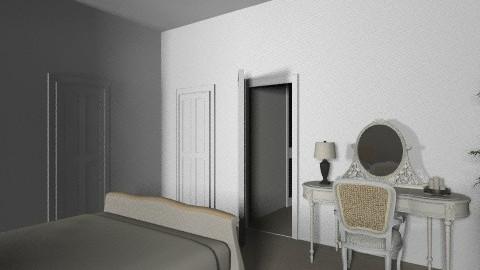 new bedroom - Bedroom - by nurumm