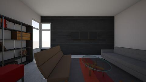 676 - Living room - by Raymond Hill_Crate and Barrel_SFCA