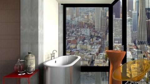 Matteo Bath View - Modern - Bathroom - by 3rdfloor
