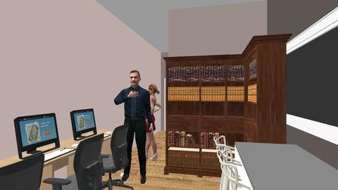 office1 - by qasrina ahmad
