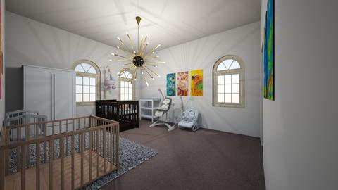 New Baby - Kids room - by kay2004