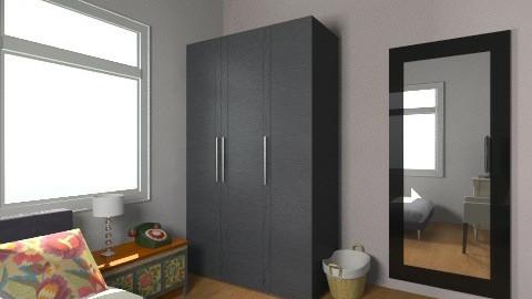 San Jose Utopica cuarto3 - Bedroom - by Arianis Gutirrez Vannucci