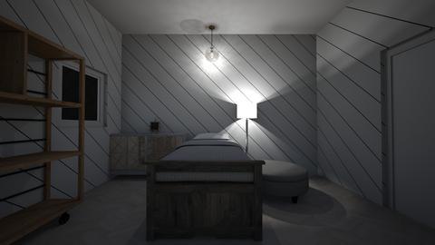 yes - Bedroom - by Ryan Tse