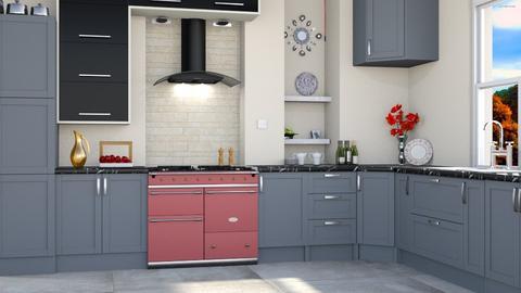 Upstaged - Modern - Kitchen - by Gurns