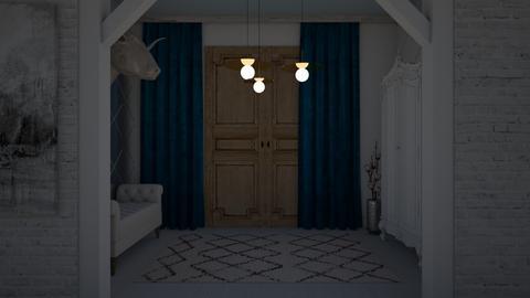 Hallway - by Annathea