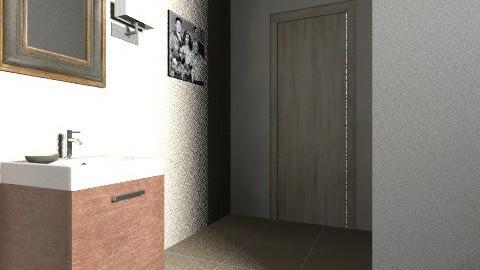 KOUPELNA PAVEL HAVLENA - Country - Bathroom - by simplyou
