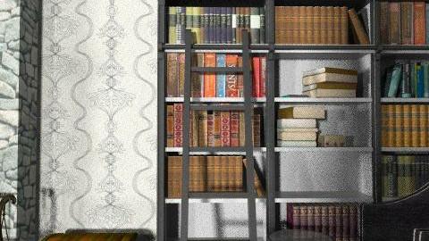 ROOM1 - Classic - Living room - by mariika