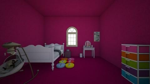 COLORFUL ROOM - by AyaYouri3020