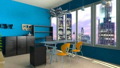 Emilys Office - Modern - Office - by aubriella