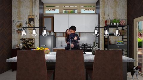 boho - Kitchen - by allday08