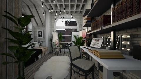 HangOut - Bedroom - by atiyahanisah