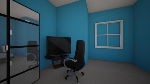 dodgey_design  1 - Bedroom - by Dodgey_builders