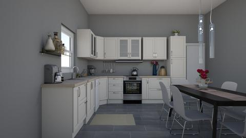 Kitchen Cabinets - by Anna_be