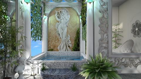 M_Old bath - by milyca8