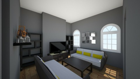 Living Room - Living room - by Spannergee