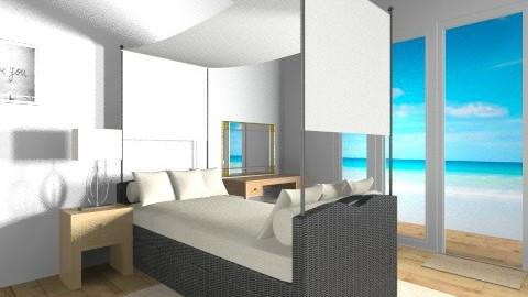 beach bedroom - Minimal - Bedroom - by Regi Fransiskus