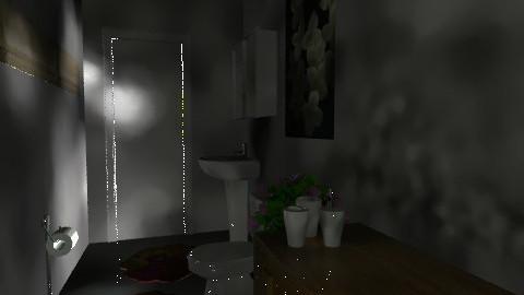 ESCRITORIO banheiro 02 - by lo bolotti