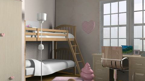my baby - Country - Kids room - by catcarla