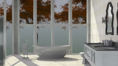 bath la la spa!!!!!! - Glamour - Bathroom - by thankgod