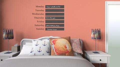 Alias bedroom 2 - Modern - Bedroom - by Aliahamr