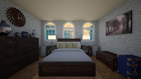 sandstone - Bedroom - by scourgethekid