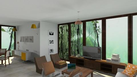 Isle Esme - Living room - by wdwlotstc