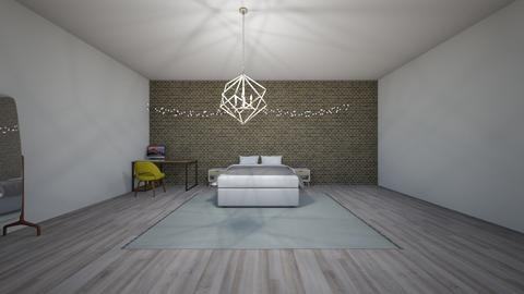 My dream room - Bedroom - by Zaria UwU