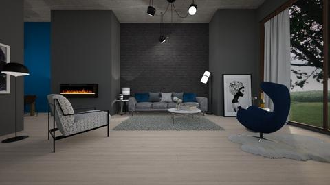 Mood Room By ModDezign - Living room - by Sanja S