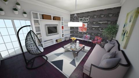 floral living - Living room - by ehamlin