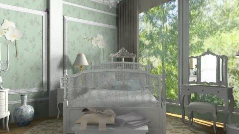 Vintage Beauty! - Vintage - Bedroom - by milyca8