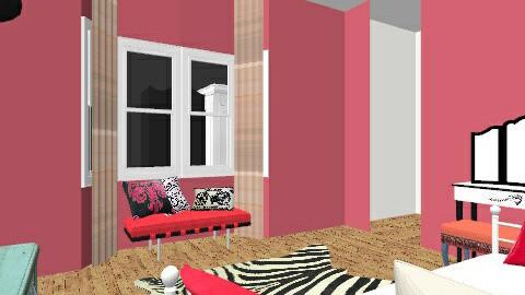 paris room - Classic - Bedroom - by kayleighsteel