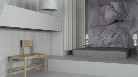 made for under 800 - Minimal - Bedroom - by The_Hunter_and_Gatherer