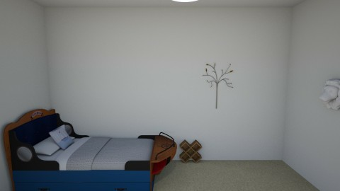 toddlers room - Classic - Bedroom - by deleted_1508269637_clemencevilmay