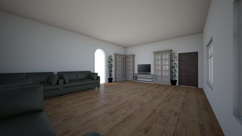 male sala - Living room - by Alyaziaalhosani
