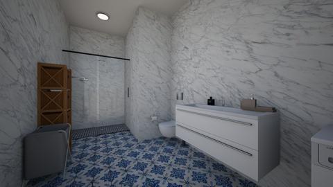AYTAC  - Bathroom - by aytackaya