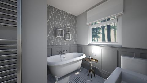 Michelle Collins Bathroom - Bathroom - by r_okoko20