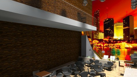 Live Show House - Eclectic - Office - by Lucas Nappo