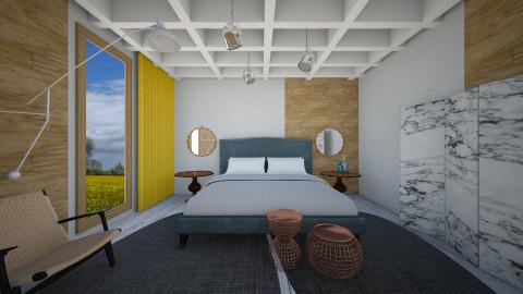 Eclecctico DreamRoom - Eclectic - Bedroom - by 3rdfloor