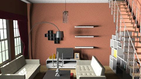 white85460 - Modern - Living room - by magicadimitrova