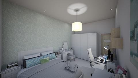 Vivians bedroom 6 - Modern - Bedroom - by Vivianhsuan