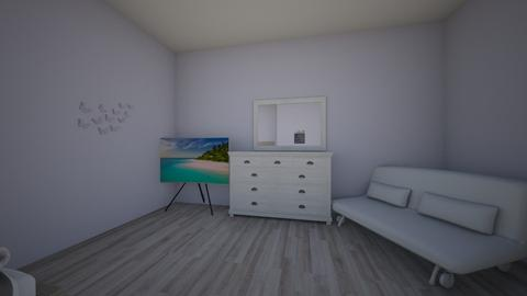 Keri Apartment - Modern - Bedroom - by  keri amos